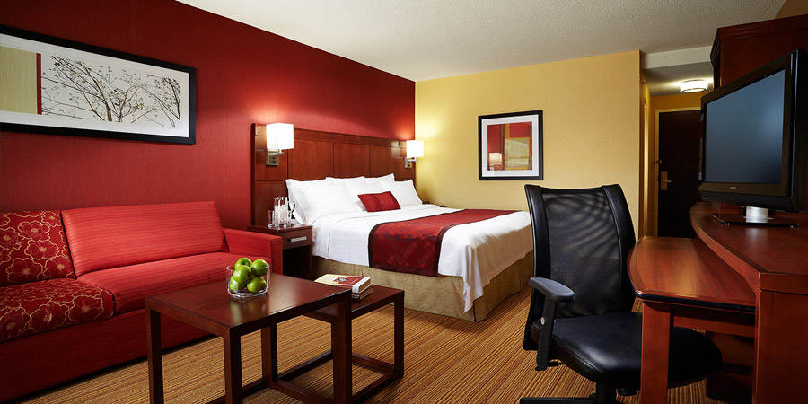Courtyard By Marriott - Ottawa Downtown