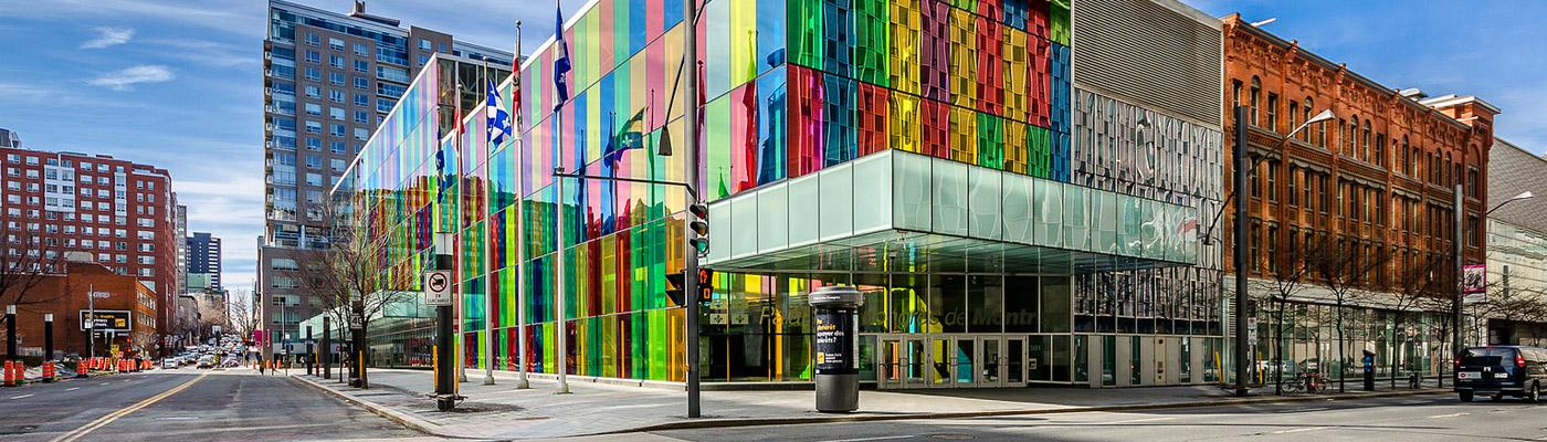 Montreal Convention Centre / Palais des Congrès de Montréal